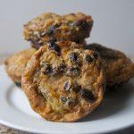Black Bean Egg Muffins