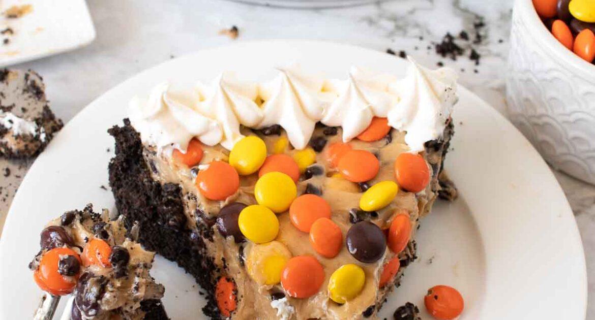 No Bake Peanut Butter Pie is an easy dessert full of the flavors of the classic combination.