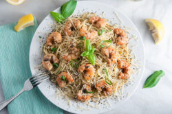 Chipolte Shrimp Scampi