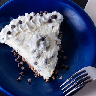 No Bake Italian Cheesecake