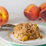 Peach Oatmeal Bars