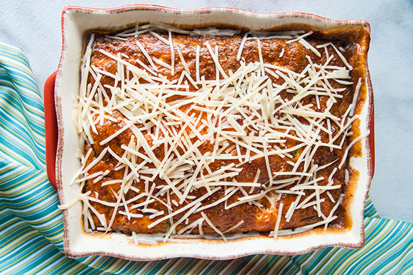 Spicy Baked Egg Casserole