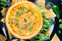 Chipotle Pumpkin Cheese Dip
