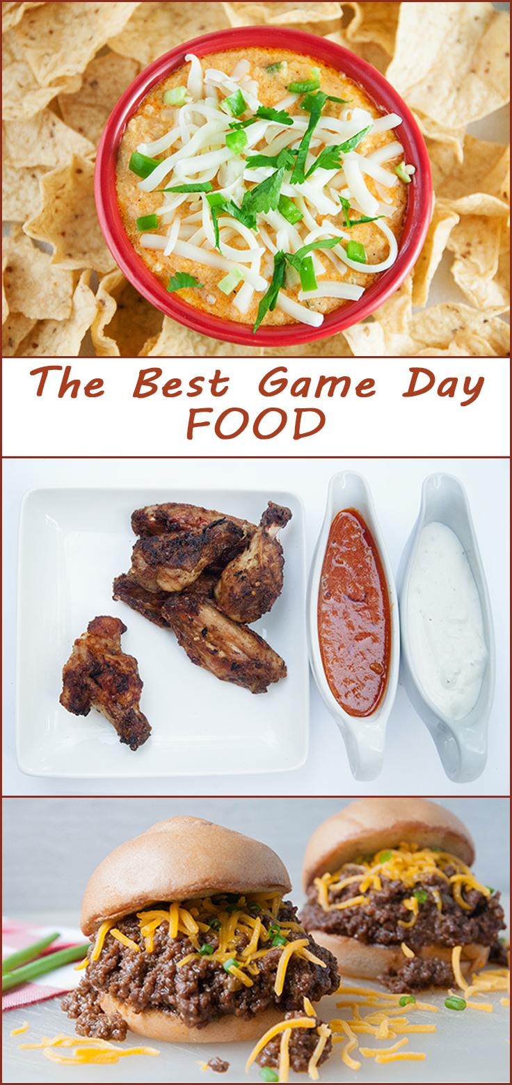 The Best Game Day Food from www.SeasonedSprinkles.com