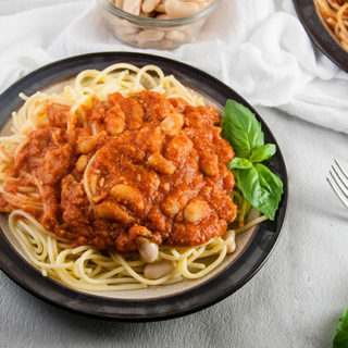Pasta with White Beans