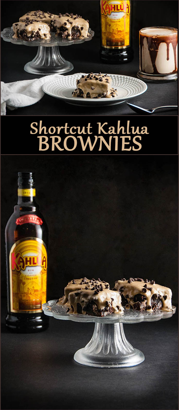 Easy Shortcut Boozy Kahlua from www.SeasonedSprinkles.com