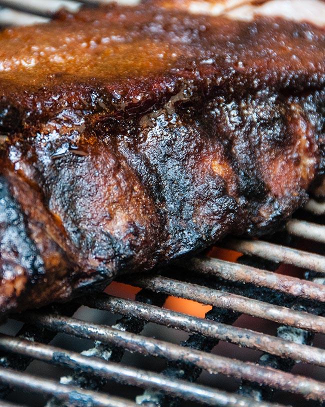 Barbecue Rib Nachos