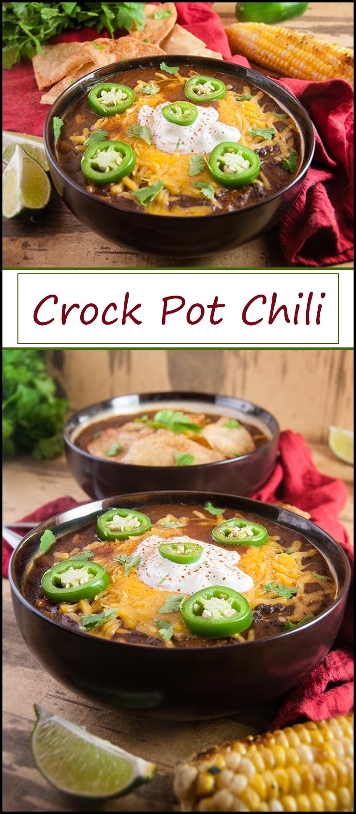 Easy Crock Pot Chili