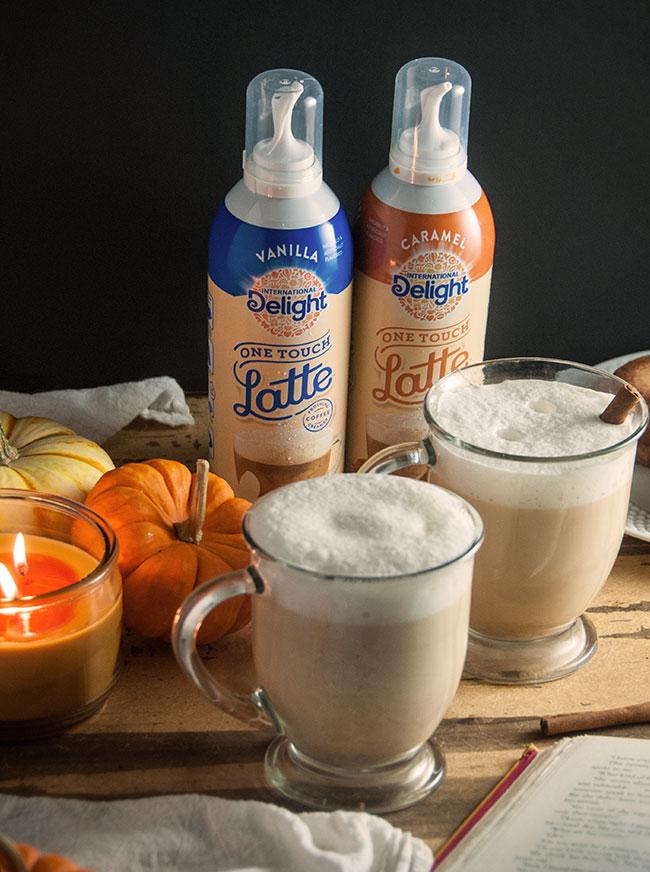 Homemade Pumpkin Spice Chai Latte