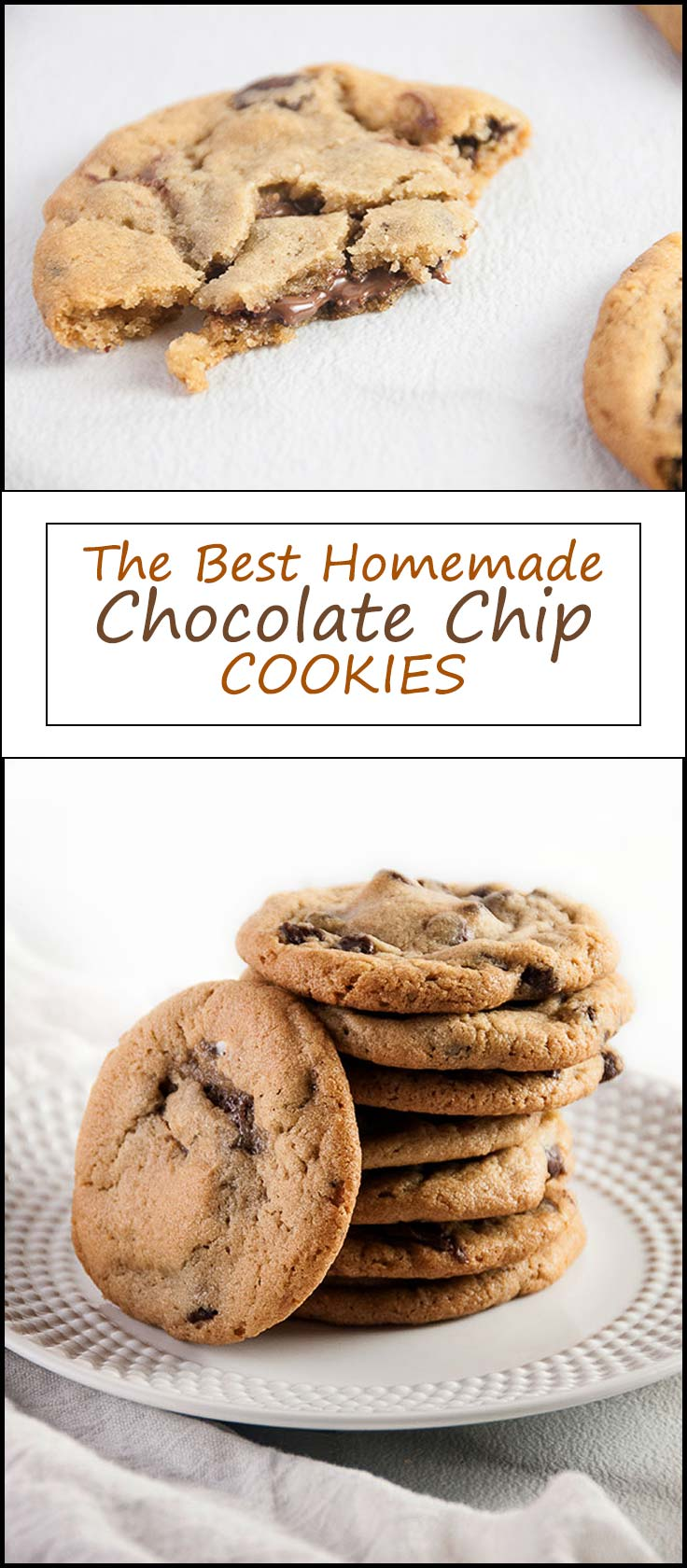 The Best Chocolate Chip Cookies from www.seasonedsprinkles.com