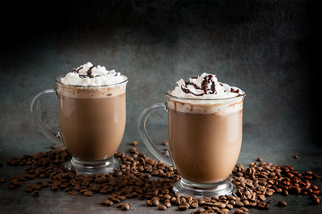 Nutella Hot Coffee