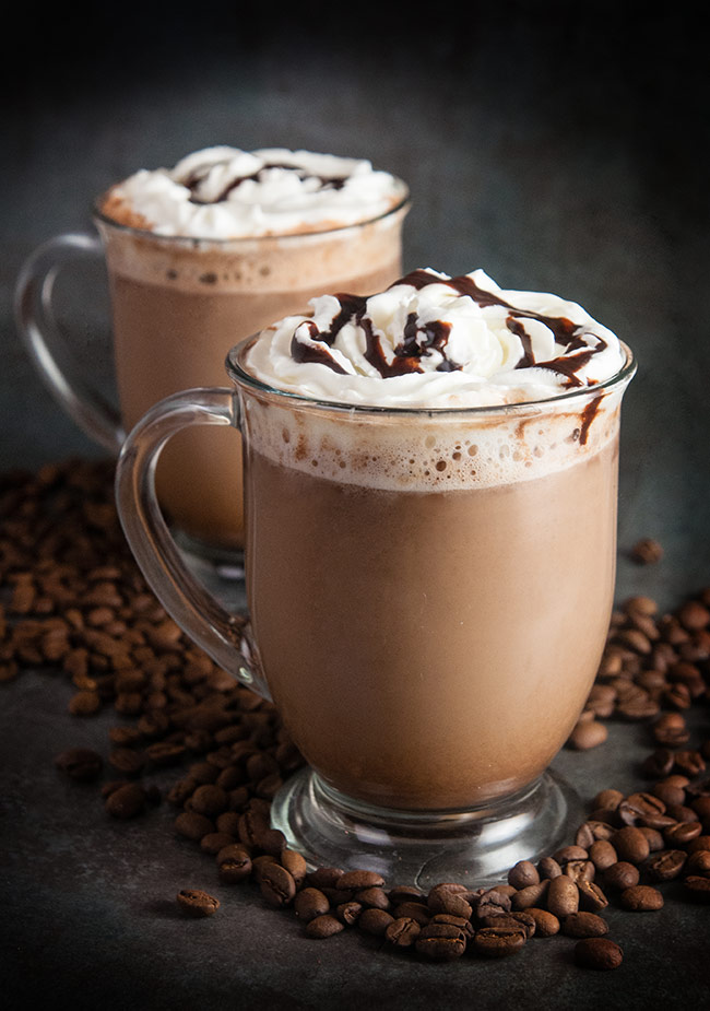 Nutella Hot Coffee