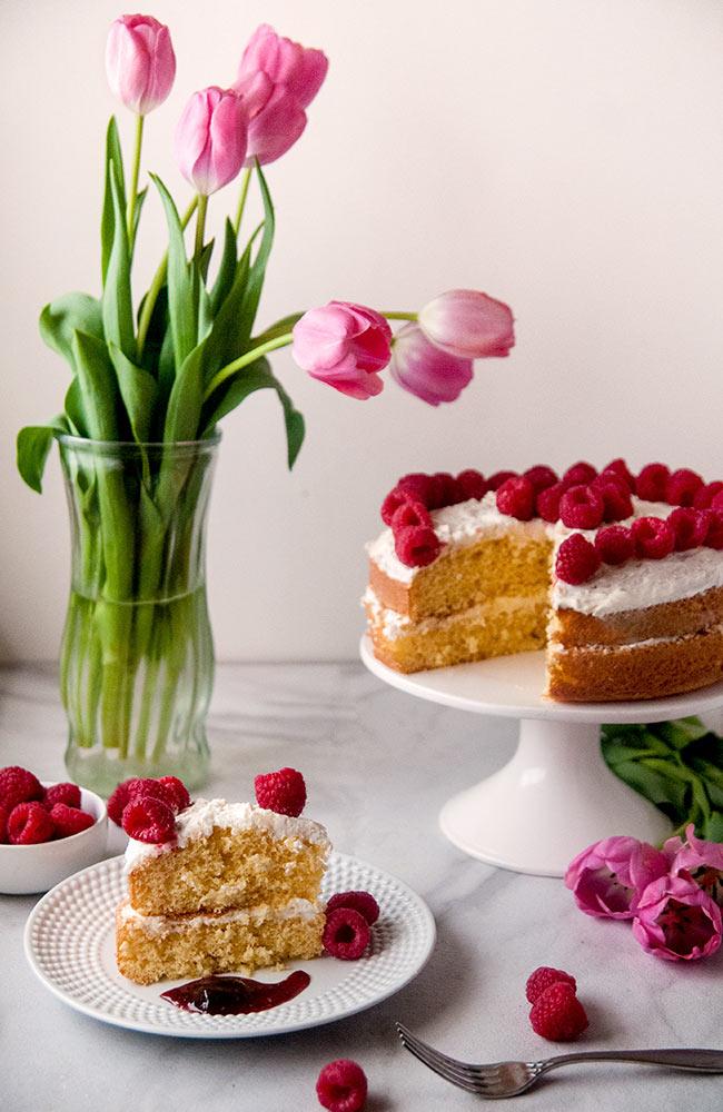 Date Honey Cake Recipe