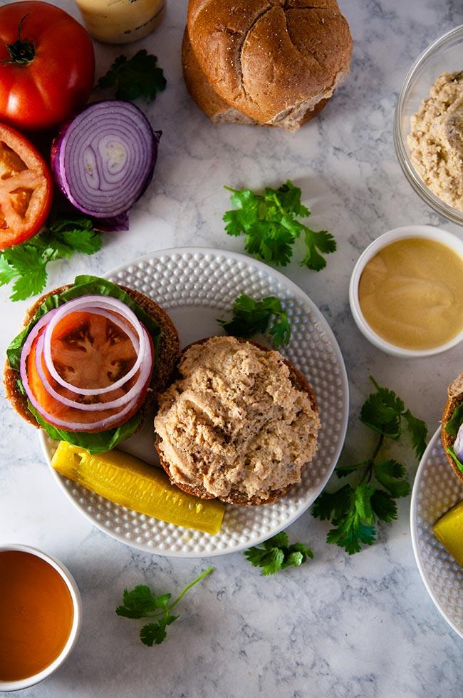Honey Mustard Chicken Salad