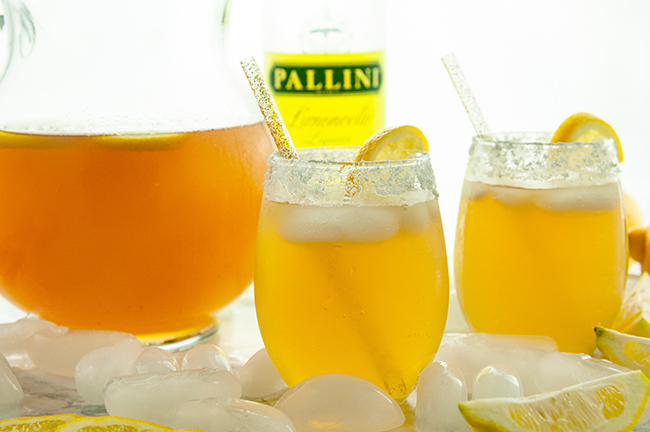 Boozy Arnie Palmers