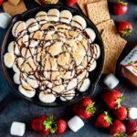 Nutella S'mores Dip