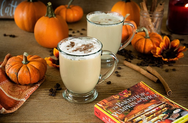 Spiked Pumpkin Spice Lattes