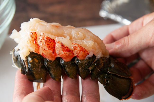 Butterflied Lobster Tail