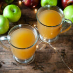 You can make homemade apple cider on your stove top, in your crock pot, or in the Instant Pot.