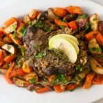 Instant Pot Roast Beef with carrots and potatoes
